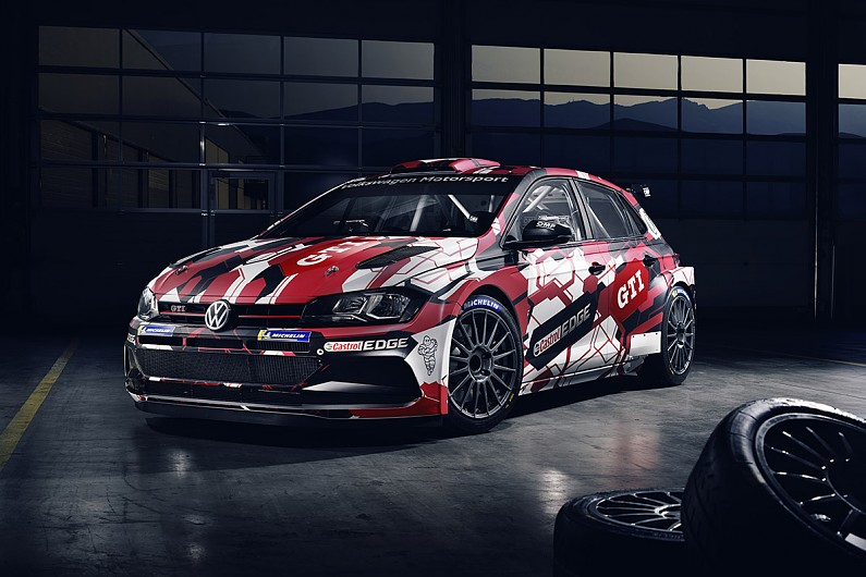 VW reveals WRC2 Polo livery for one-off Rally Spain works return - WRC - Autospo...