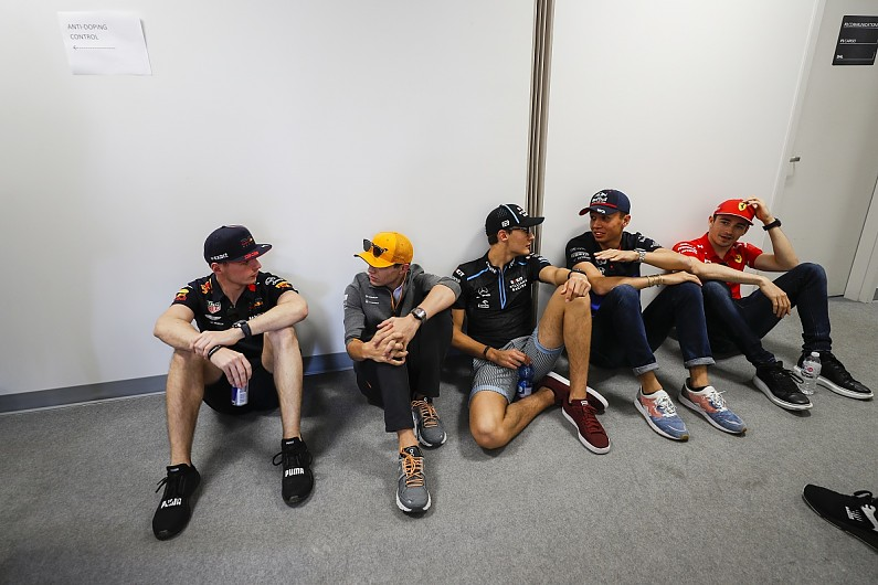 Modern Formula 1 drivers too fit to be exhausted by faster cars
