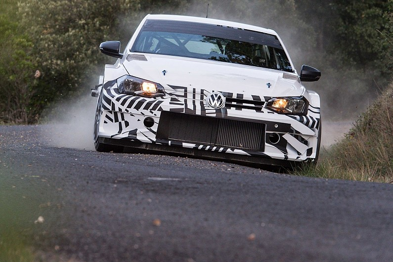 [WRC] Polo GTI R5计划在德国站首秀