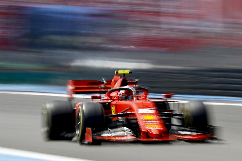 Ferrari to sacrifice top speed for more downforce on its