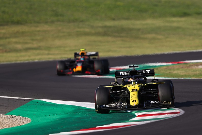 Renault willing to supply Red Bull and AlphaTauri with engines after Honda withdraws - Motor Informed