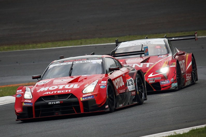 Watch Fuji SUPER GT race live