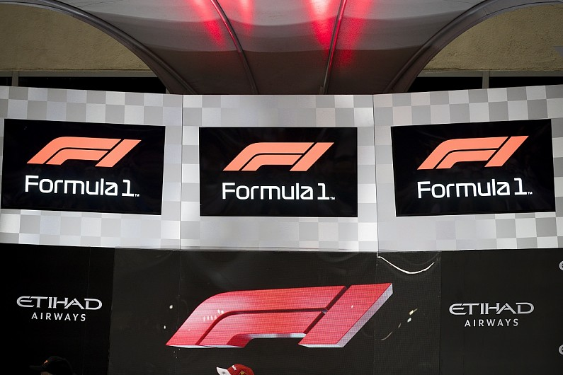 New Formula 1 Logo Divides Fan Opinion F1 Autosport