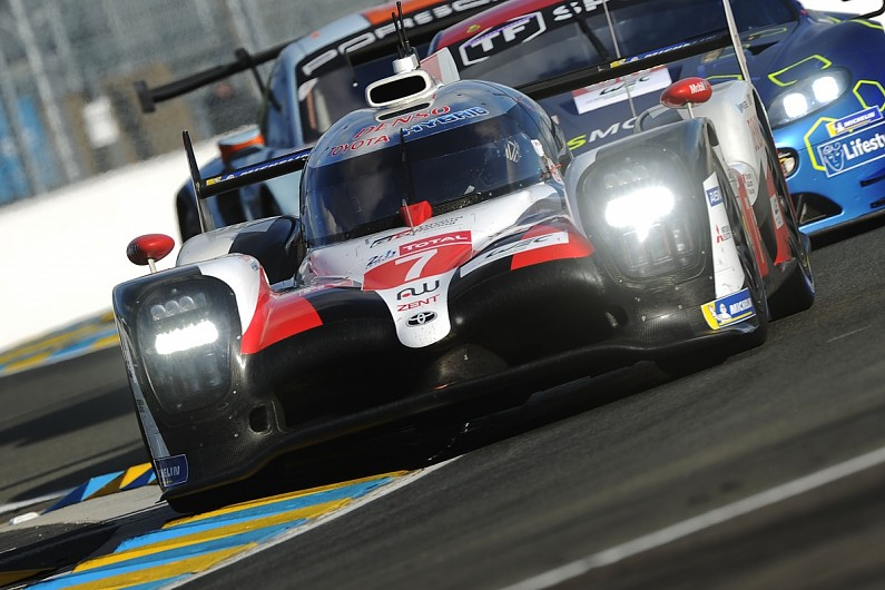 Le Mans: Kobayashi leads Alonso by over a minute after three hours