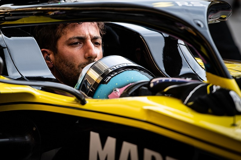 Video: What's going wrong for Ricciardo after Renault F1