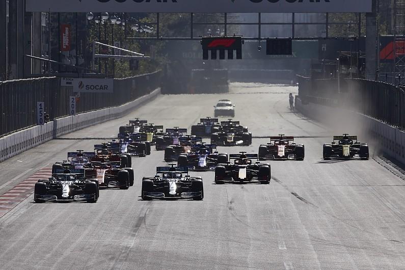 Calendrier World Tour 2020.2020 Formula 1 Calendar Revealed F1 Autosport