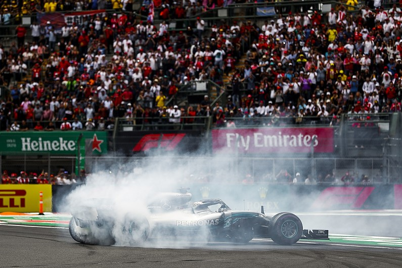 F1 to experiment with live broadcast of Mexican GP weekend on Twitch