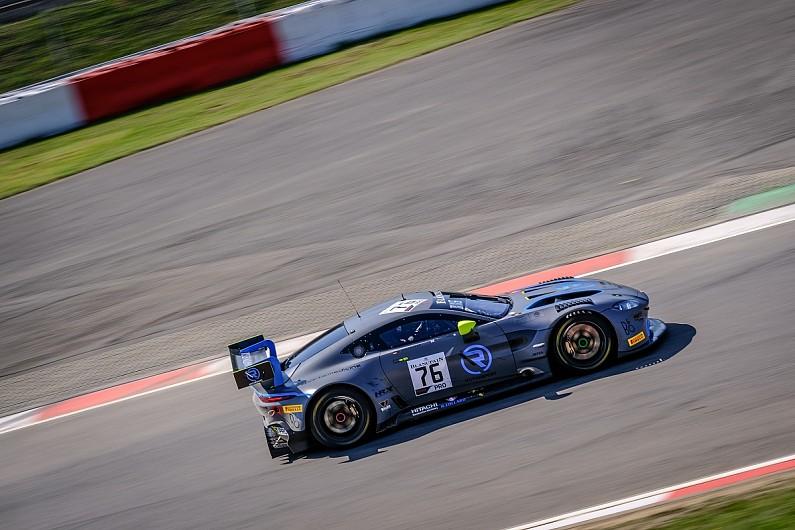 Nurburgring Blancpain GT: WRT Audis' clash hands Aston Martin win