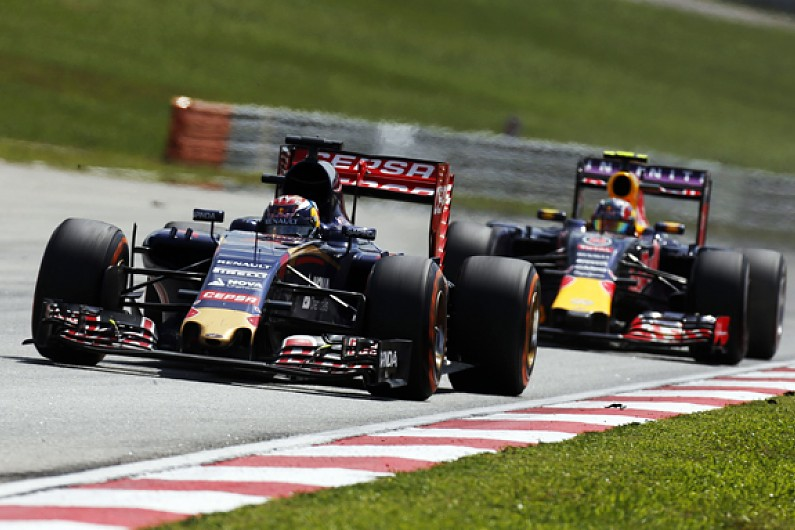 Renault took a 'massive step' with F1 power unit - Toro Rosso's Key