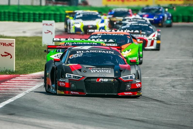 Blancpain GT: WRT Audi duo Mies, Riberas head Audi sweep at Misano