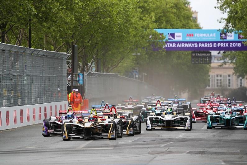 Calendario Wtcc 2020.Formula E Reveals Season Five Calendar For 2018 19 Formula