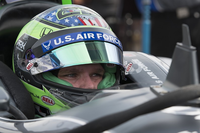 Daly gets ECR seat and IndyCar lifeline, shares with Carpenter