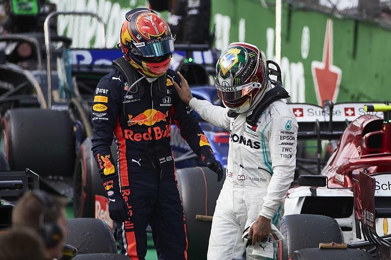 Hamilton chose not to defend himself to FIA over Albon collision