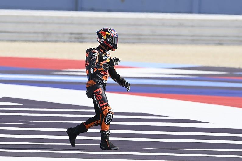 "Binder has ""missed a lot"" of strong results in rookie MotoGP season - Motor Informed"