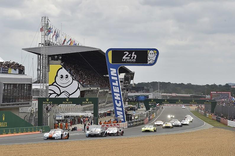 Le Mans reveals expanded 62-car entry list for 2019 WEC finale