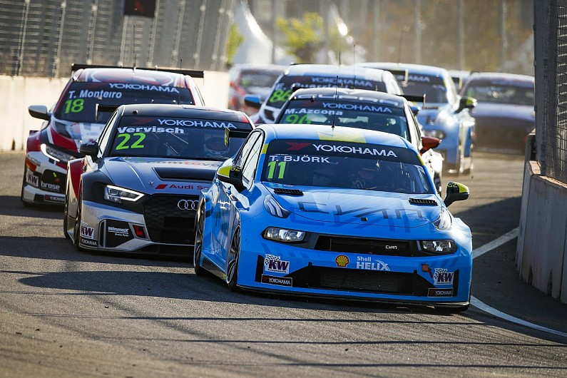WTCR electrification 'a few years' off due to customer-racing concept