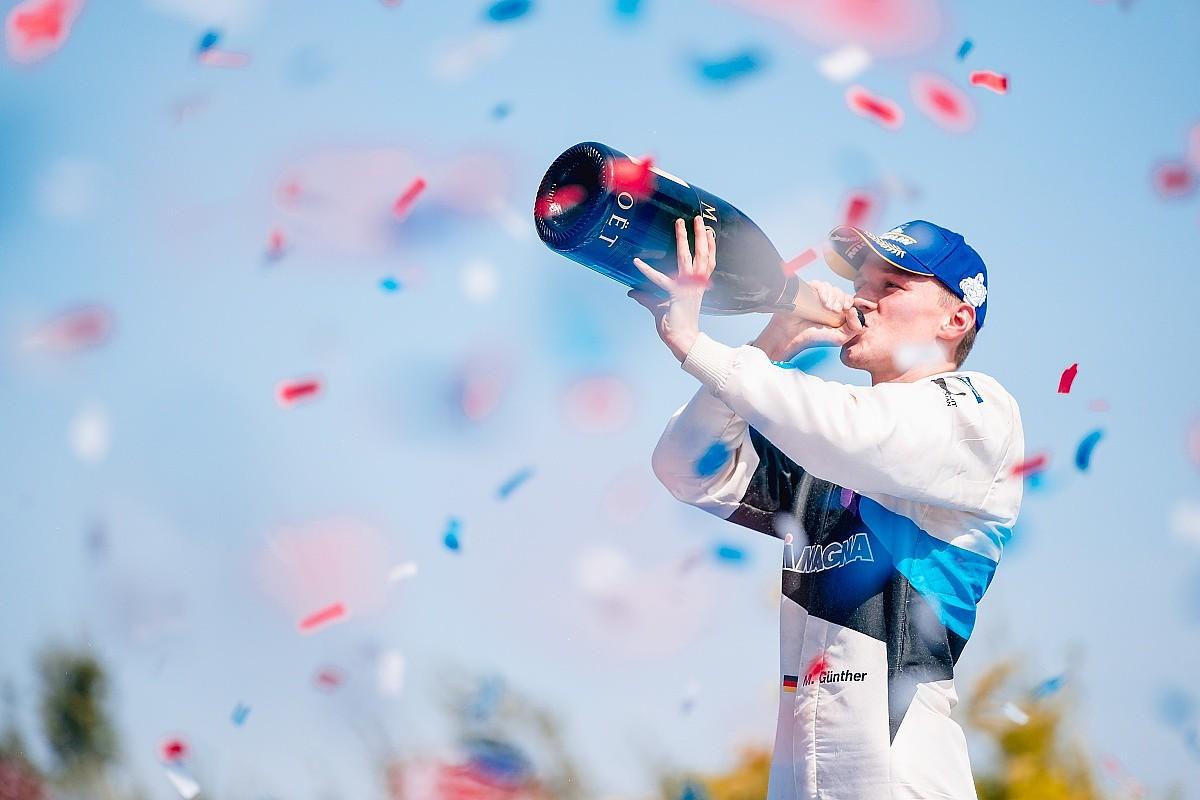 The dramatic win that vindicates a new Formula E star - Formula E - Autosport Plus