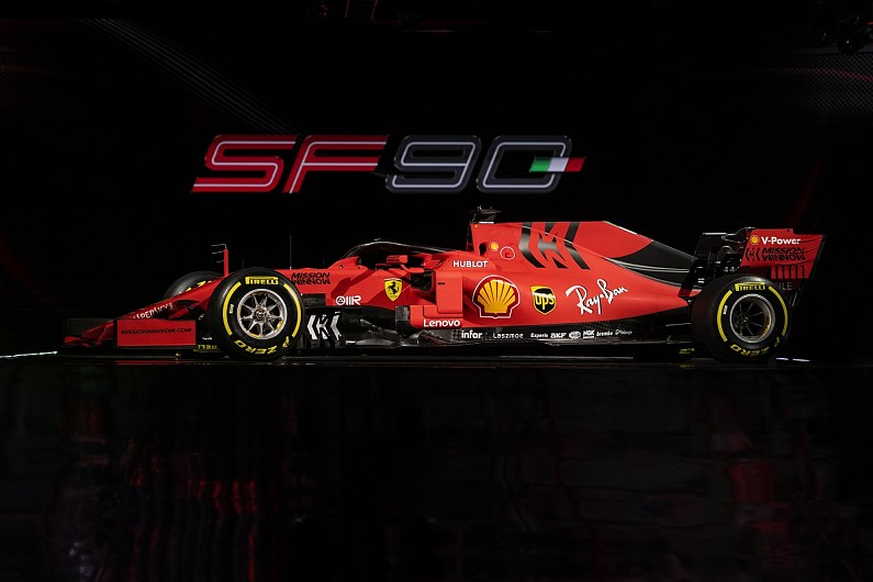 Ferrari s matte red 2019 F1 livery to help reduce SF90 s weight - F1 -  Autosport eedf40a6287