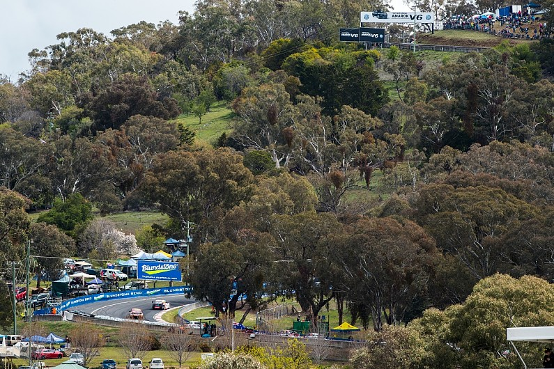 Supercars and TCR Australia in battle for new Bathurst event