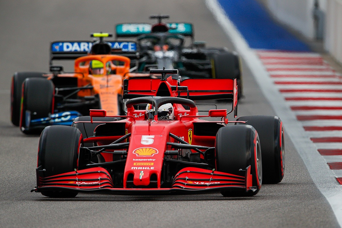 Vettel Open To Idea Of Racing Spec Cars Against F1 Rivals F1 News Autosport