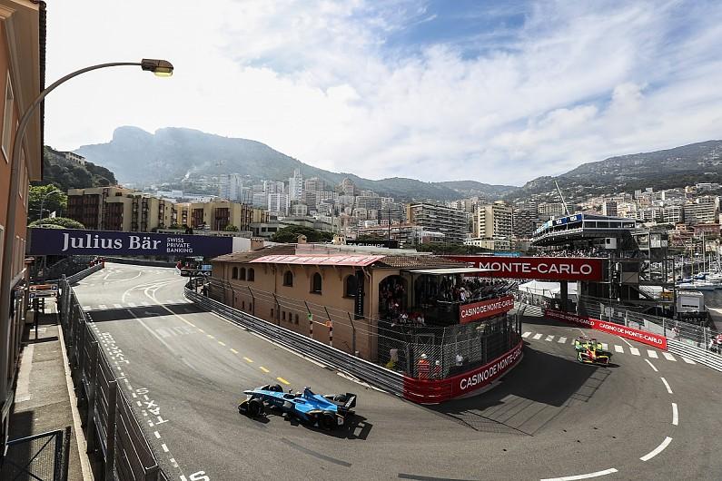 Formula E 'needs to use' full Monaco Grand Prix Formula 1 ...