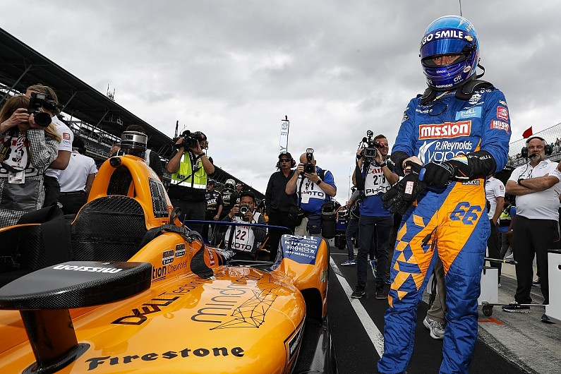 McLaren rules out buying Fernando Alonso into the Indianapolis 500