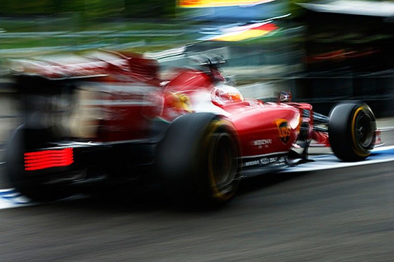 Ferrari wants F1 engine freeze lifted to close up competitive order