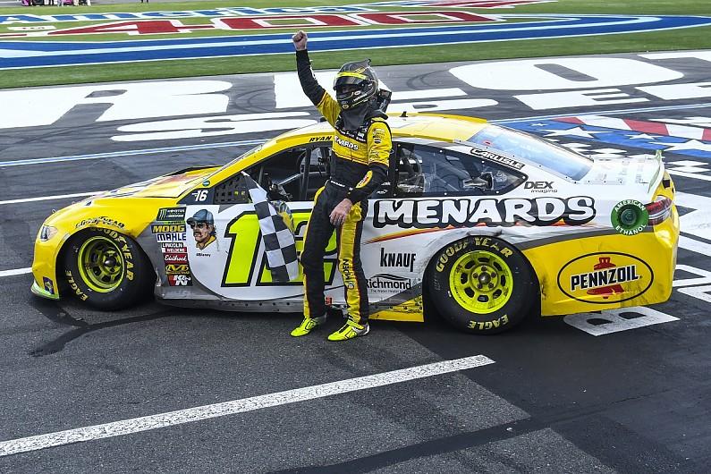 Penske: Ryan Blaney's Roval win 'monumental' for his NASCAR career - NASCAR - Au...