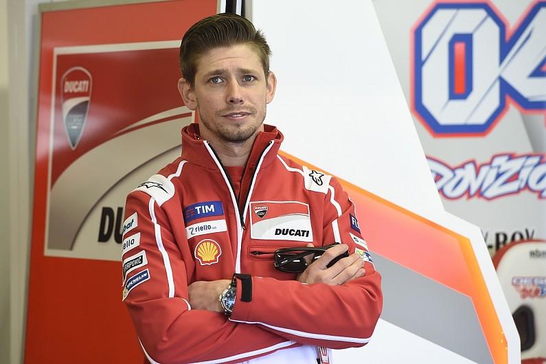 [MotoGP] 斯通纳继续为杜卡迪测试
