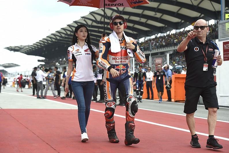 MotoGP boss Ezpeleta urges Jorge Lorenzo to make career decision