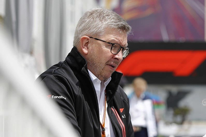 Ross Brawn apologises for problematic F1 TV debut at Spanish