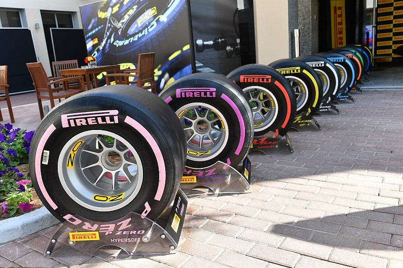 d5310107383a1 Pirelli secures tender to supply Formula 1 tyres until 2023 - F1 - Autosport