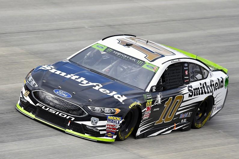 NASCAR Talledega: Aric Almirola secures overtime victory - NASCAR - Autosport