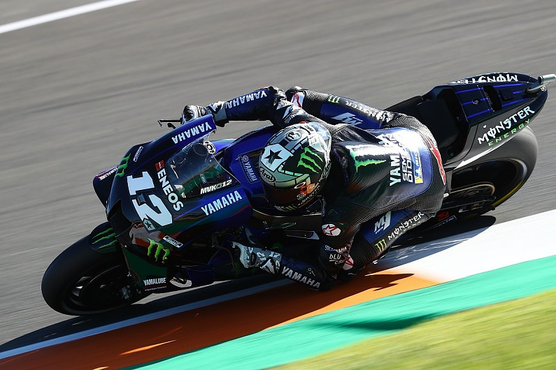 Valencia MotoGP testing: Yamaha's Vinales fastest on second day