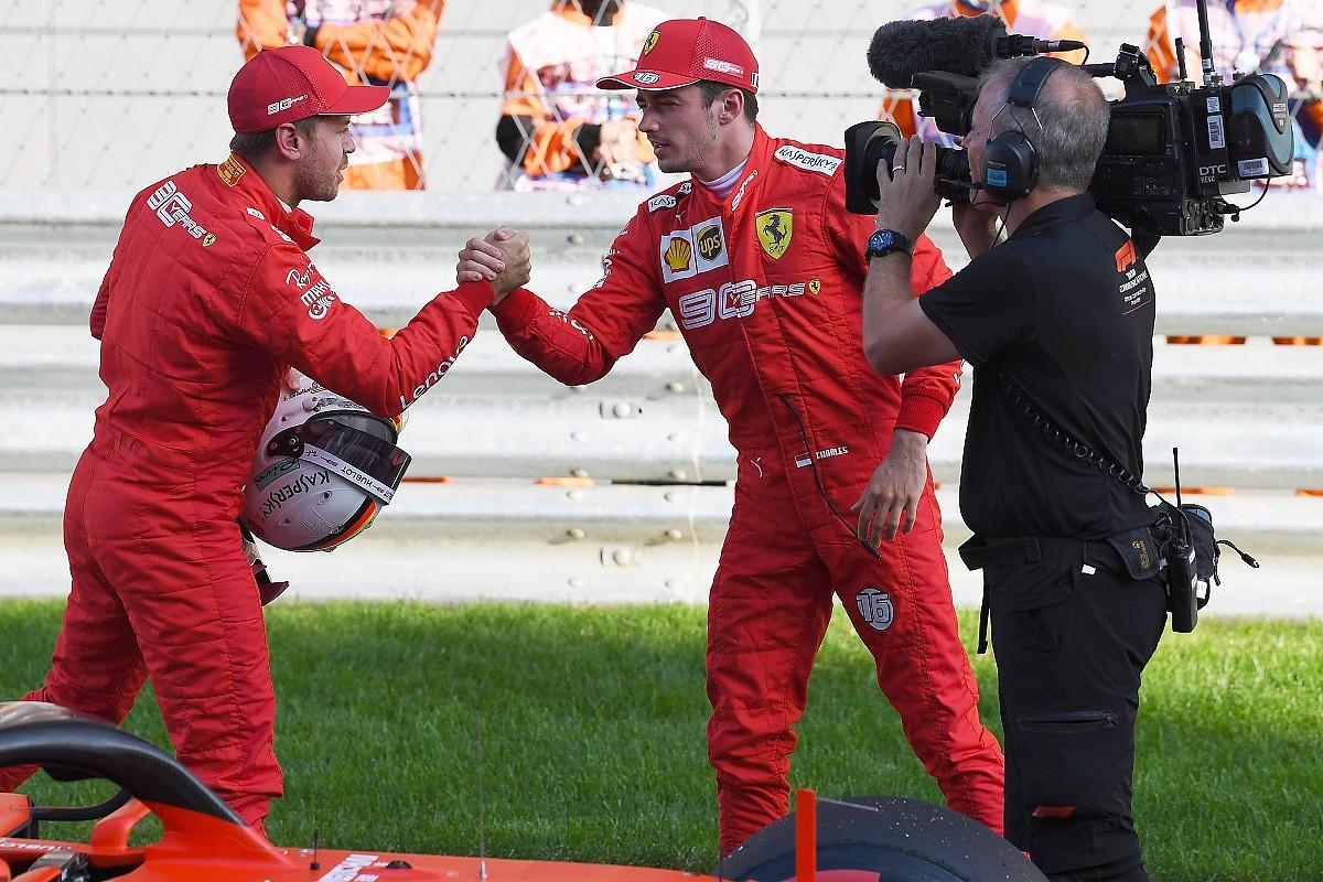 If Leclerc still trusts Vettel he'll never be champion - F1 - Autosport Plus