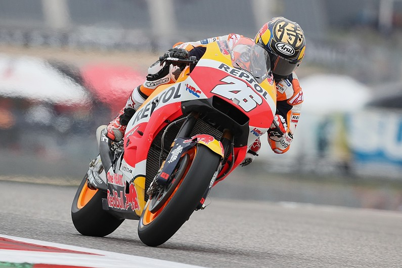 Dani Pedrosa Points Would Make Austin Motogp Injury Pain Worth It Motogp Autosport