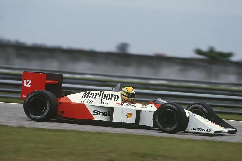mclaren's 1988 mp4/4 voted fans' favourite formula 1 car - f1