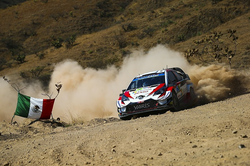 Toyota testing new alternator that stopped Latvala on Rally Mexico