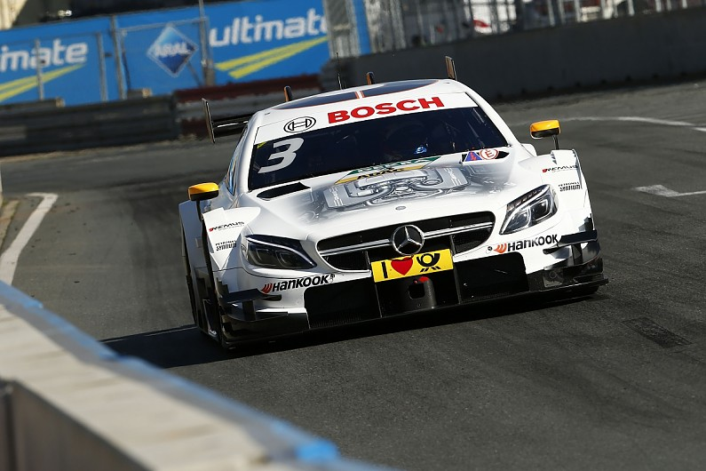 Mercedes will quit DTM at end ...