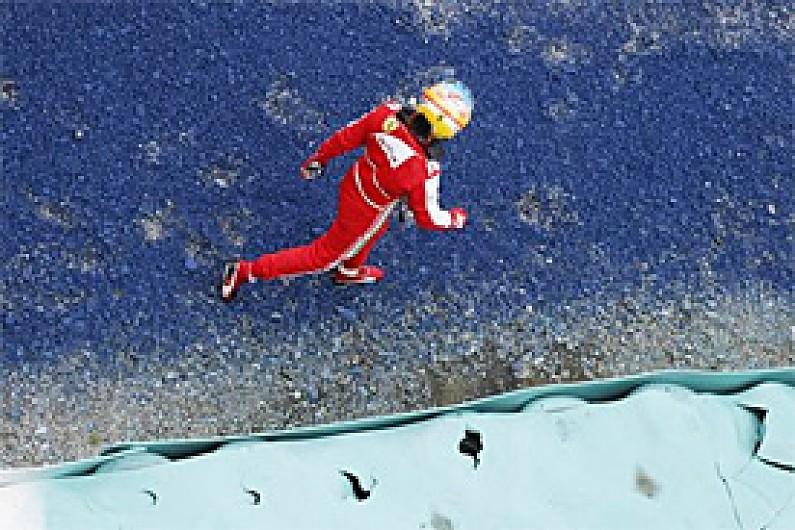 Fernando Alonso undaunted by Sepang points setback