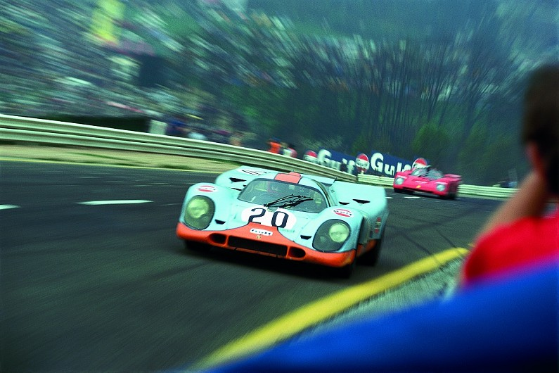 Autosport podcast: How Porsche 917 went from untameable to legend