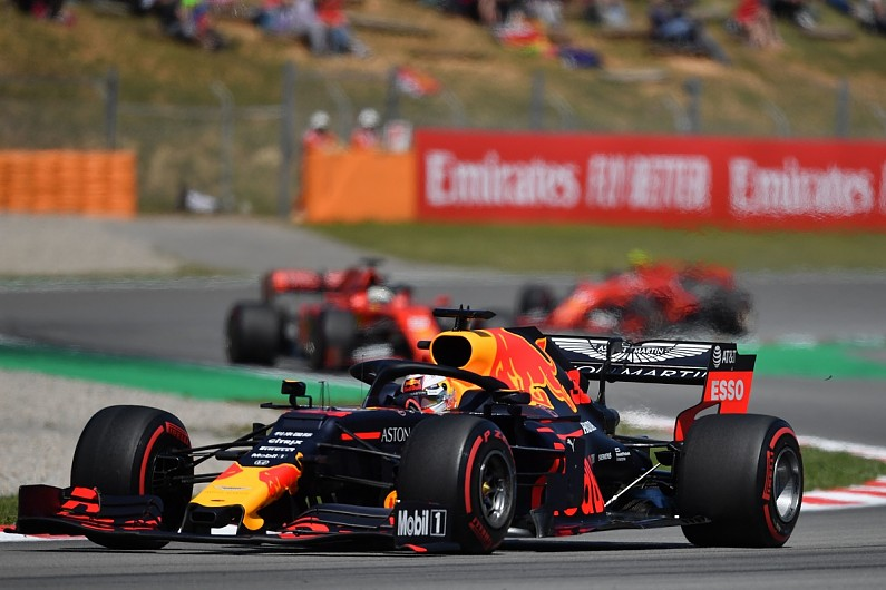 "Horner: Verstappen ""phenomenal"" since stepping up gear after Monaco"