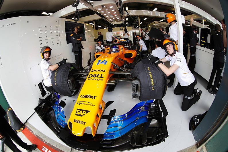 Formula 1: Alonso predicts 'big points' for McLaren in