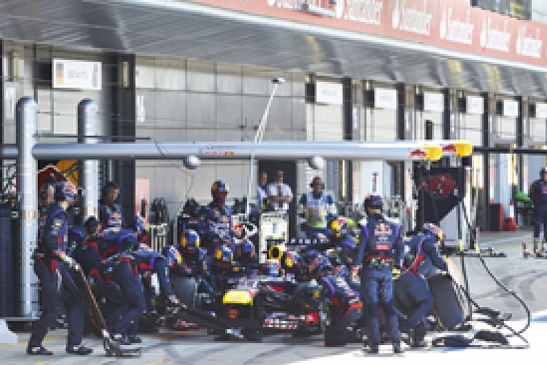 Formula 1 introduces grid penalties for pitstop errors
