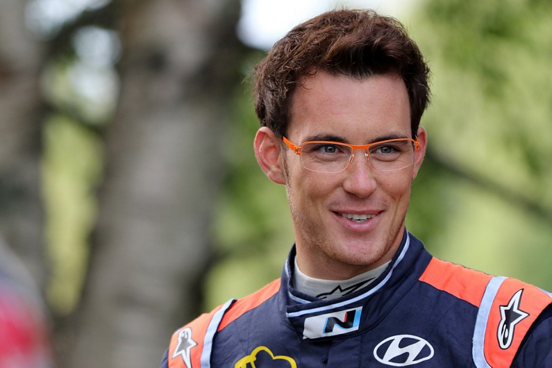 Citroen Considering Thierry Neuville For 2017 Wrc Line Up