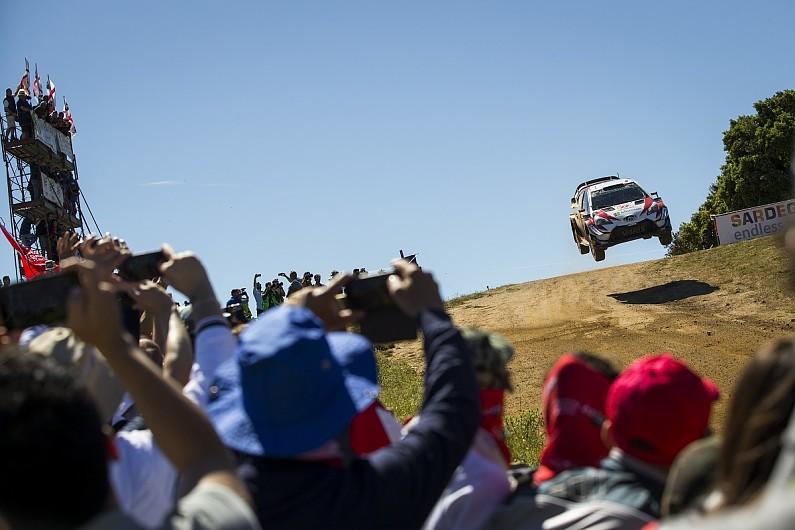[WRC]大众敦促WRC不要对电动车的未来犹豫不决