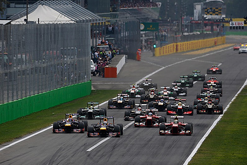 Monza F1 race set to be dropped after 2016, according to ...