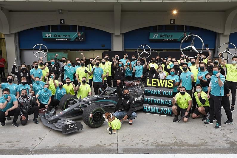 Hamilton now understands influence Schumacher had in pushing F1 teams forward - Motor Informed