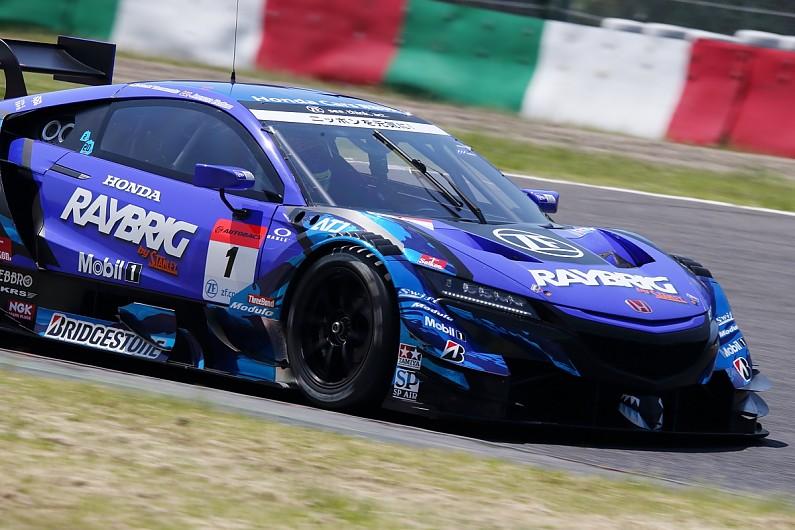 Watch Suzuka SUPER GT race live