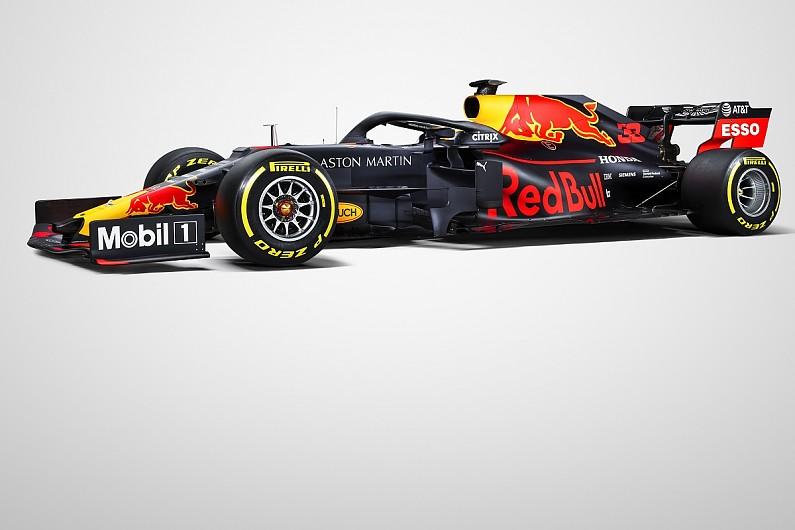 ebb8a3b657e Red Bull reveals its Honda-powered RB15 s livery for 2019 F1 season - F1 -  Autosport